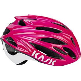 Kask Rapido Fietshelm, pink